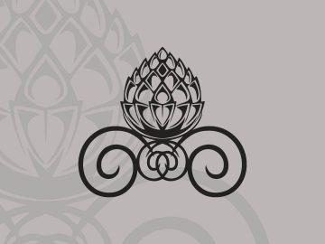 Brewhouse Kitchen ornate logo