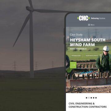 CHC teaser mobile