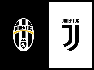 Juventus Football Club crest redesign