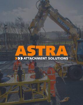 Astra Site Services Manchester web design banner
