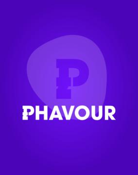 Phavour desktop banner