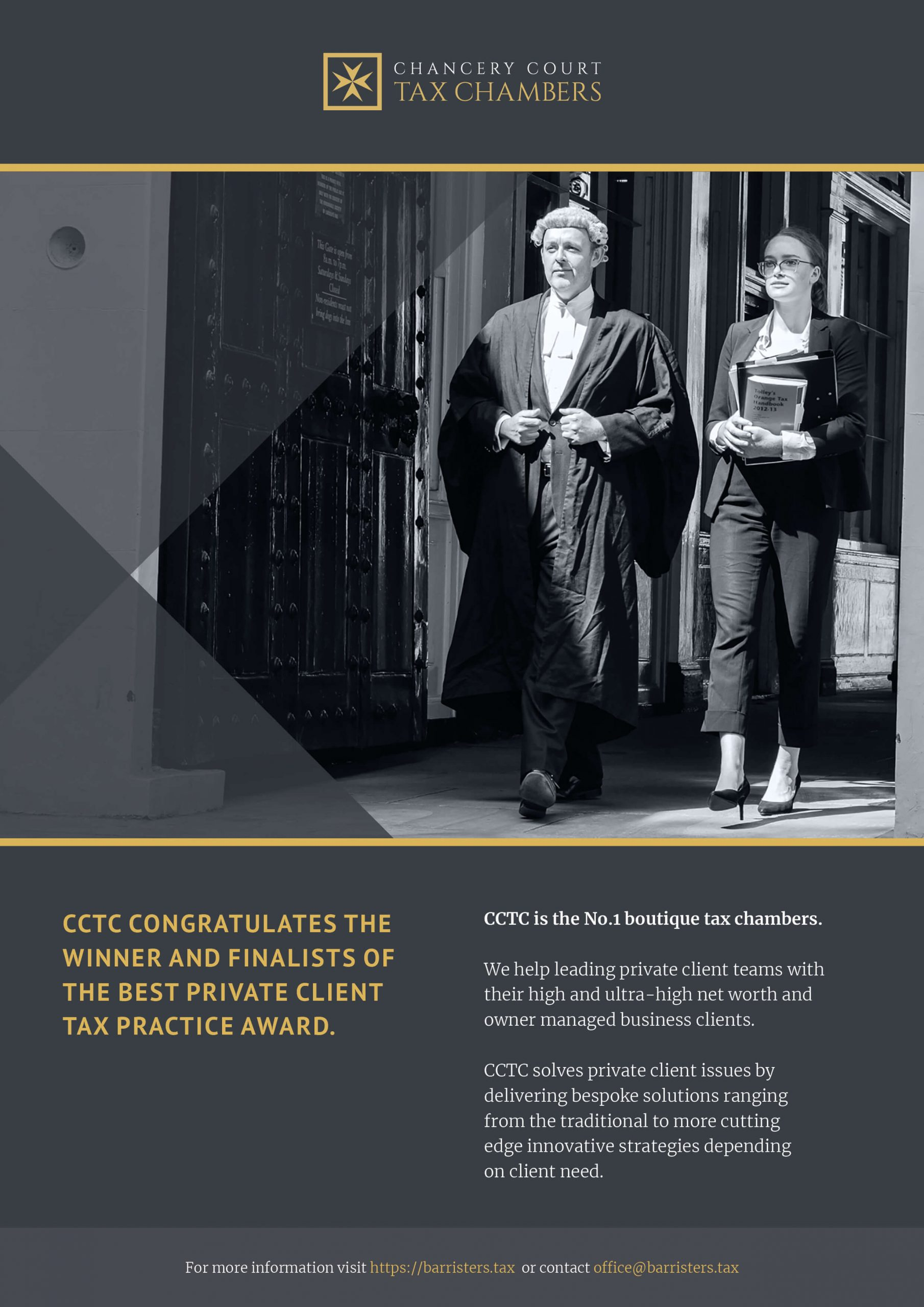 cctc print advert 2