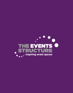 The Events Structure Manchester web design banner