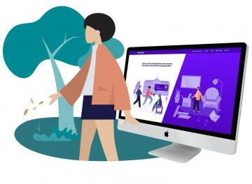Phavour website planting seeds illustration