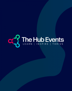 The Hub Events banner