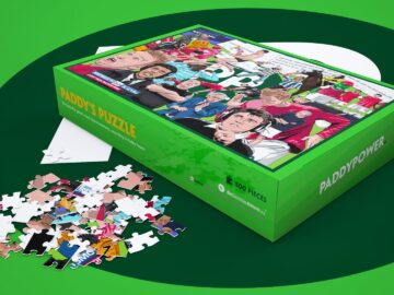 Paddy Power jigsaw