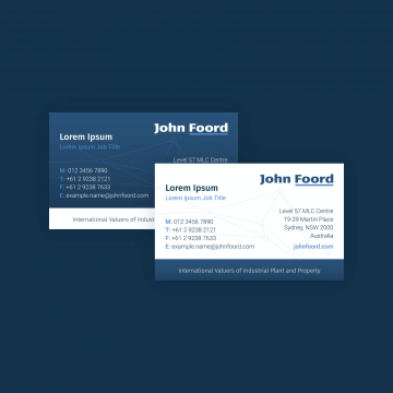 jf business card
