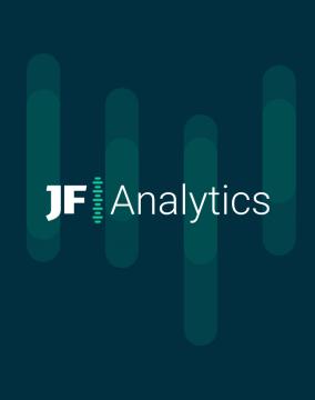 John Foord Analytics brand identity mobile