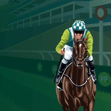 Paddy Power graphic design mobile