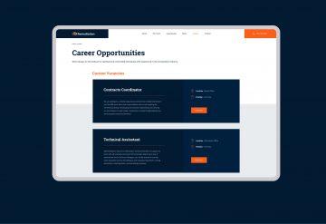 dbr careers tablet mock