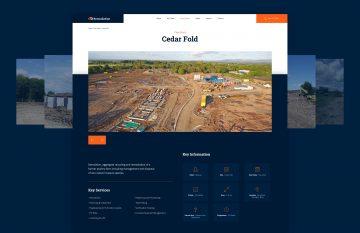 dbr cedar fold case study