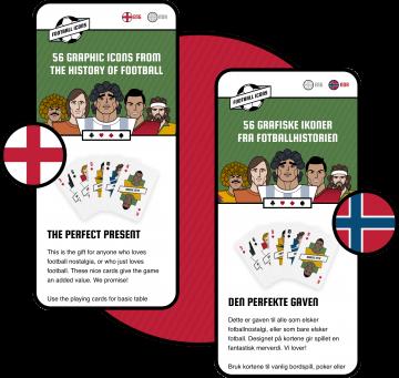 football icons language