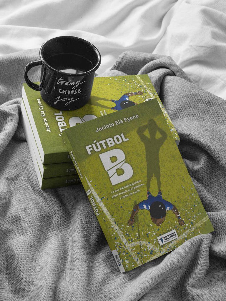 Futbol B book with mug