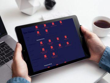 Working with Schools Payroll Portal menu